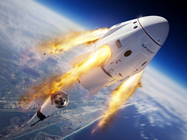 SpaceX…The Final Frontier…Well, NotQuite…