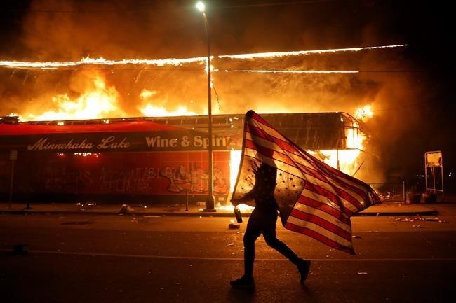America Burning…