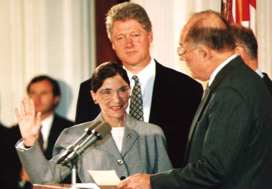 The death of RBG has turned the American election into a battle for it'ssoul