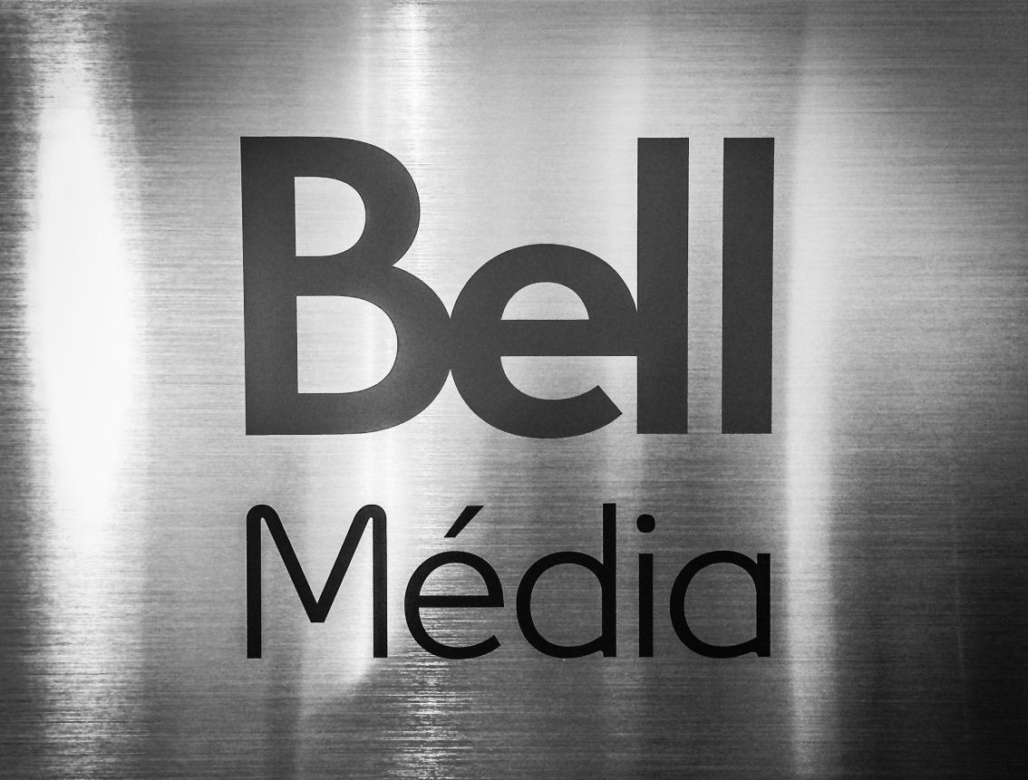 Bell Media Faceplate