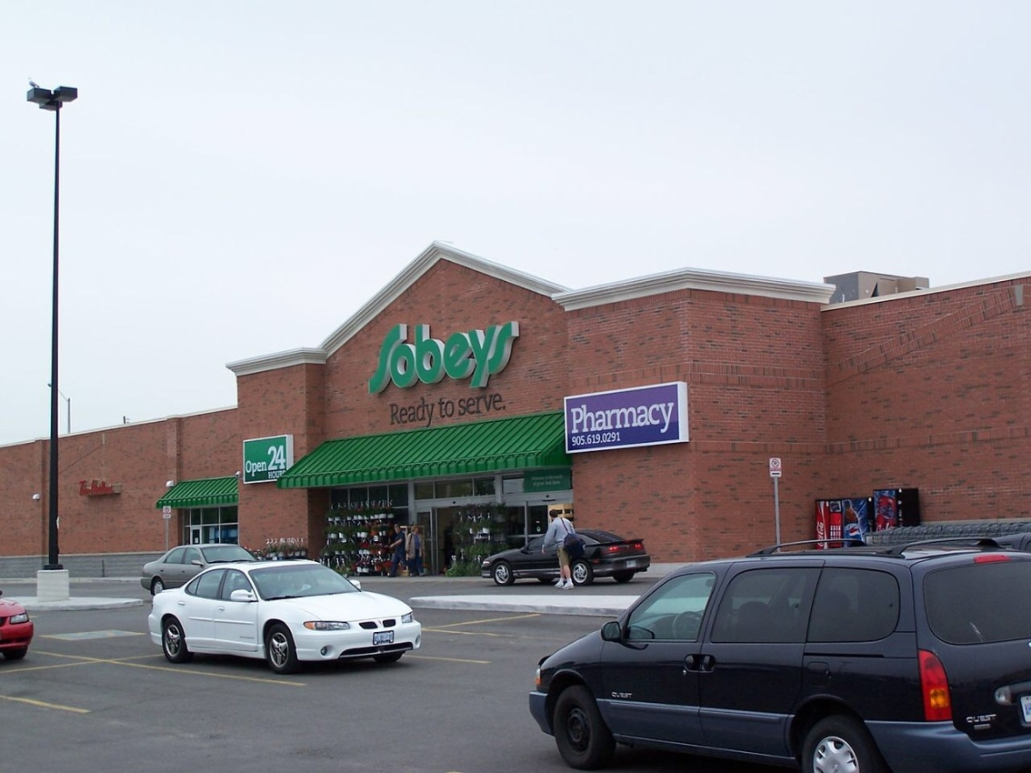 Sobey's Storefront