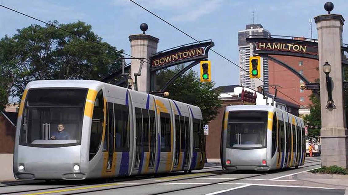 The Hamilton LRT Means It Can Have NiceThings